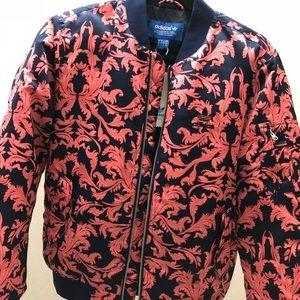 Adidas Originals - Satin Bomber Jacket